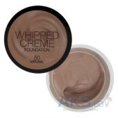 Вид 2 - Тональный крем Max Factor Whipped Creme Foundation 50 Натуральный