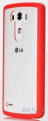 Чехол Rock Enchanting Series LG G3 D850, G3 D855, G3 D856 Dual Red