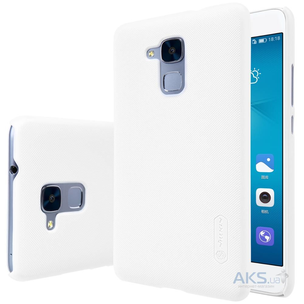 Чехол Nillkin Super Frosted Shield Huawei Honor 5C White