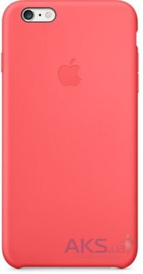 Чехол Apple Silicone Case for iPhone 6/6S Pink (MGXT2)