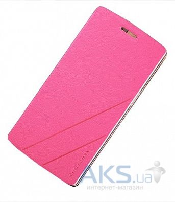 Чехол Yinji Book Leather Series Meizu M2, M2 Mini Pink