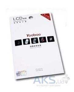Защитная пленка Yoobao Screen Protector Apple iPhone 4, iPhone 4S Matte (Front + back)