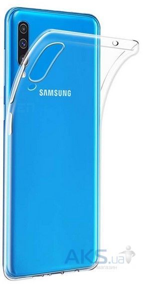 Чехол 1TOUCH Ultra-thin 0.3 mm Samsung A307 Galaxy A30s, A505 Galaxy A50, A507 Galaxy A50s Transparent