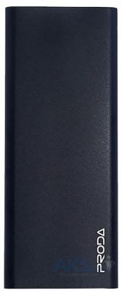Внешний аккумулятор power bank Remax Vanguard Power Bank PP-V12 12000 mAh Black