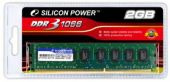 Оперативная память Silicon Power DDR3 2048Mb (SP002GBLTU133V02 / SP002GBLTU133S02)