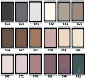 Вид 2 - Тени Artdeco Eyeshadow Matt №503 matt black