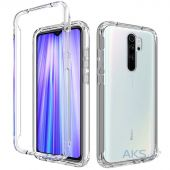 Чохол 1TOUCH Transparent Full Body Xiaomi Redmi 9 Clear (00000039086_1)