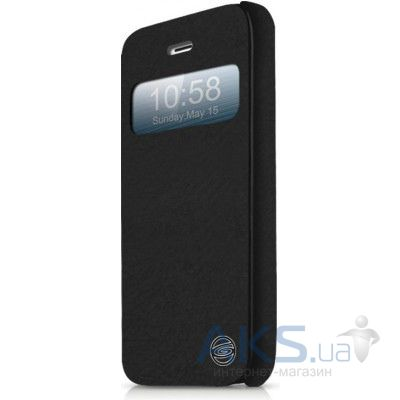 Чехол ITSkins Visionary Drift for iPhone 5C Black (APNP-VSNRY-BLCK)