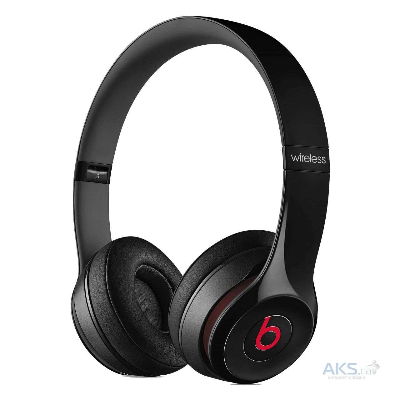 Наушники (гарнитура) Beats Solo2 Wireless Black MHNG2ZM/A