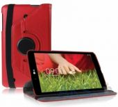 Чехол для планшета TTX Leatherette case LG G Pad 8 V480(V490) Red