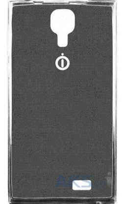 Чехол Nomi TPU cover i503 Transparent Black