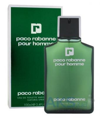 Paco Rabanne Pour Homme Туалетная вода 200 мл