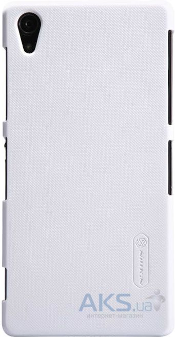 Чехол Nillkin Super Frosted Shield Sony Xperia Z2 D6502 White