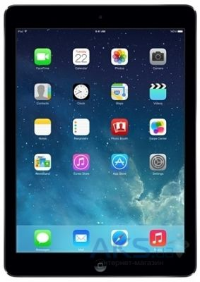Планшет Apple iPad Air Wi-Fi+4G 32Gb (MD792) Space Gray