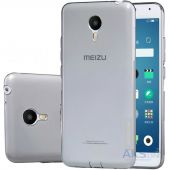 Чехол Nillkin Nature Series Meizu M3 Note Transparent Gray