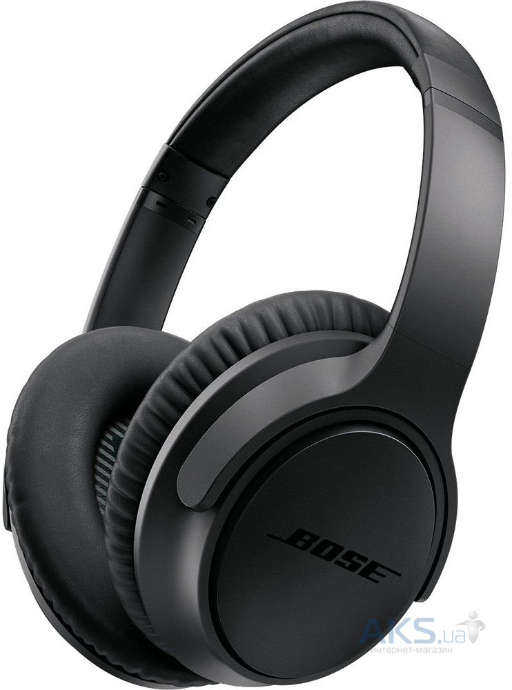 Наушники (гарнитура) BOSE SoundTrue around-ear headphones II – Apple devices Charcoal