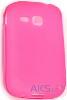 Чехол Original TPU Case Samsung s6312 Galaxy Young Duos Pink