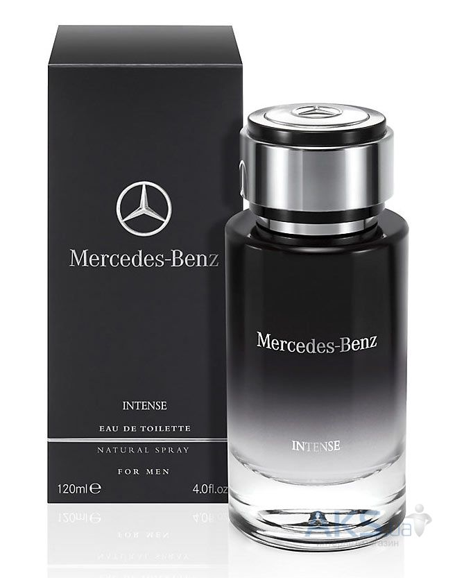 Mercedes-Benz Club for Men Intense Туалетная вода 75 мл