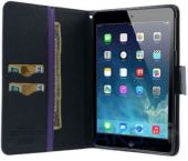 Вид 2 - Чехол для планшета Mercury Fancy Diary Series iPad Mini, iPad Mini 2, iPad Mini 3 Black