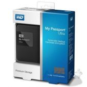 "Жесткий диск внешний Western Digital 2.5"" 500GB (WDBWWM5000ABK-EESN) Black"