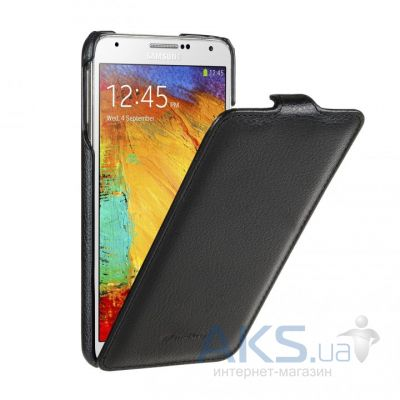 Чехол Melkco Jacka Light PU leather case for Samsung N7502 Galaxy Note 3 Duos Black (SSNO75LCJT1BKPULC)