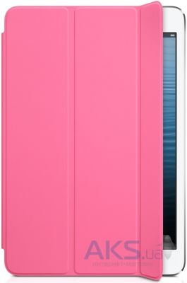 Чехол для планшета Apple High Copy Smart Cover iPad Mini, iPad Mini 2, iPad Mini 3 Pink