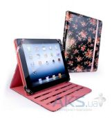 Чехол для планшета Tuff-Luv Slim-Stand fabric case cover for iPad 2,3,4 Black (B10_34)