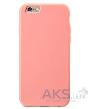 Чехол Melkco Poly Jacket TPU (Ver.3) Cases for Apple iPhone 6/6S Pearl Pink (APIP6FTULT2PKPL)