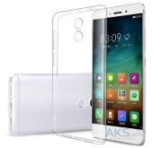 Чехол Original TPU Ultra Thin Xiaomi Redmi Note 4, Redmi Note 4X Transparent
