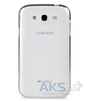 Чехол Melkco Poly Jacket TPU cover for Samsung i9080 Galaxy Grand/i9082 Grand Duos Transparent (SSGD82TULT2TSMT)