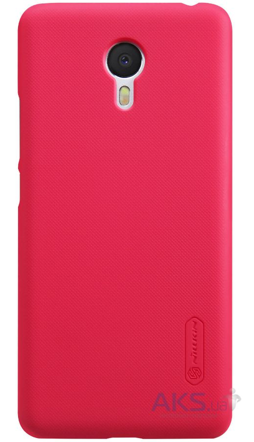 Чехол Nillkin Super Frosted Shield Meizu M3 Note Red