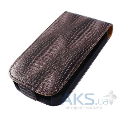 Чехол Atlanta Book case for Samsung S5830 Brown (K16)