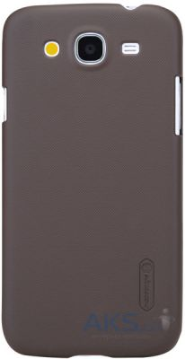 Чехол Nillkin Super Frosted Shield case for Samsung Galaxy Mega 5.8 i9150 Brown