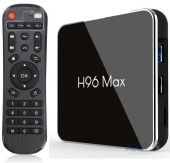 Смарт приставка Android TV Box H96 Max X2  4/32 GB