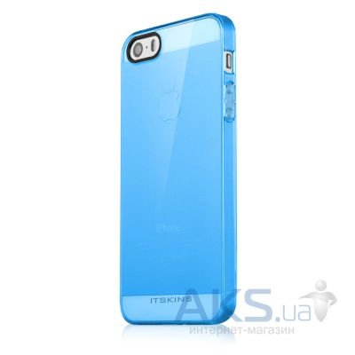 Чехол ITSkins H2O for iPhone 5/5S Blue (APH5-NEH2O-BLUE)