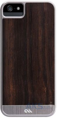 Чехол Case-Mate Premium Wood Apple iPhone 5, iPhone 5S, iPhone SE Rosewood (CM022434)
