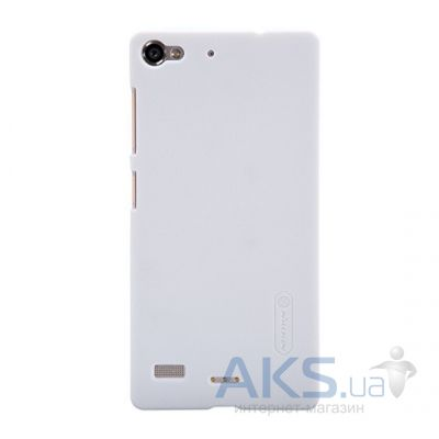 Чехол Nillkin Super Frosted Shield Lenovo Vibe X2 White