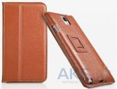 Чехол Yoobao Executive leather case for Samsung N9000 Galaxy Note 3 Brown (LCSAMN9000-EBR)