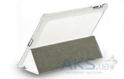 Чехол для планшета Yoobao iSlim leather case for iPad 2/3/4 White (LCAPIPAD3-SLWT)