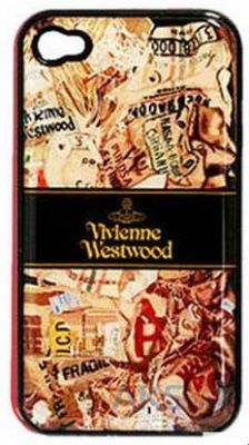 Чехол Vivienne Westwood Case Retro Apple iPhone 5, iPhone 5S, iPhone 5SE