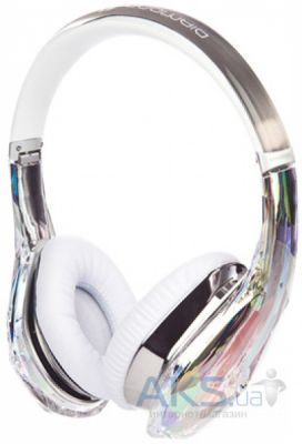 Наушники (гарнитура) Monster Diamond Tears Edge On-Ear Crystal (MNS-128295-00)