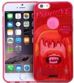 Чехол REMAX Primitive Series Apple iPhone 6, iPhone 6S Red