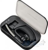 Bluetooth-гарнитура Plantronics Voyager Legend + case Black