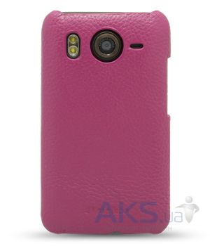 Чехол Melkco Snap leather cover for HTC Desire SV Purple (O2DSSVLOLT1PELC)
