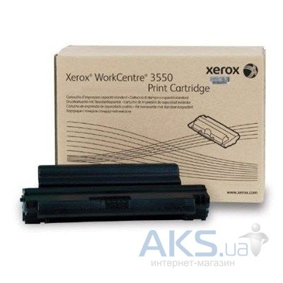Картридж Xerox WC 3550 (max) (106R01531) Black