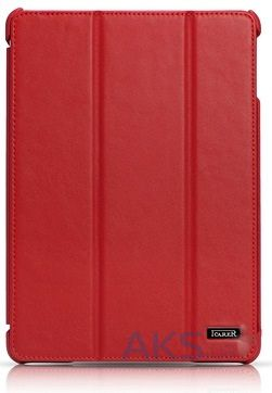 Чехол для планшета iCarer Ultra thin genuine leather series for iPad Air Red (RID501red)