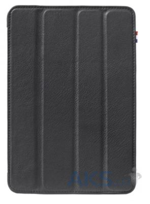 Чехол для планшета Decoded Leather Slim Cover for iPad mini (Retina) Black (D4IPAMRSC1BK)