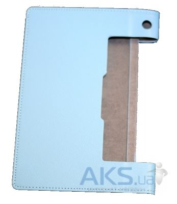 "Чехол для планшета TTX Leatherette case для Lenovo Yoga Tablet b6000 8"" Light blue"