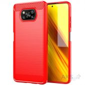 Чохол Epik Slim Series Xiaomi Poco X3 NFC Red