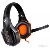 Наушники Gemix W-330 Black/Orange